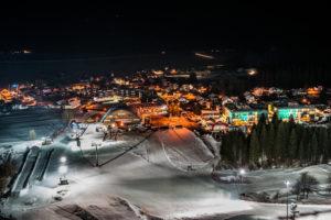 Nachtschilauf am Nassfeld