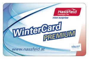 Wintercard Premium Nassfeld