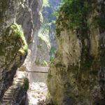 gorge Garnitzenklamm in Carinthia