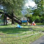 Autopacour im Erlebnispark Pressegger See Kärnten