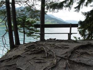 Ufersteig Weissensee Ostufer Kaernten