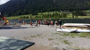 Campingbad Weissensee Westufer