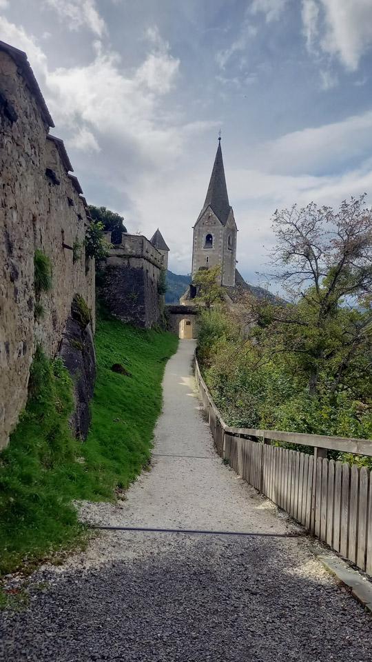 Burgkirche Hochosterwitz