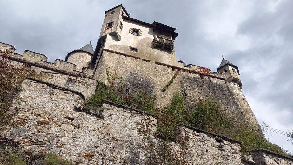 Hochburg von Hochosterwitz